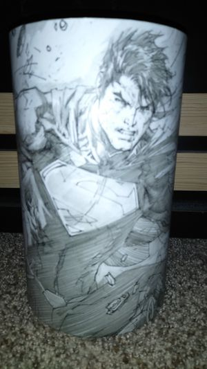 Blueline Edition Jim Lee Superman action figure for Sale in Colorado Springs, CO