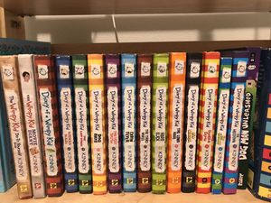 Diary of Wimpy kid(1-13& movie) for Sale in Bellevue, WA