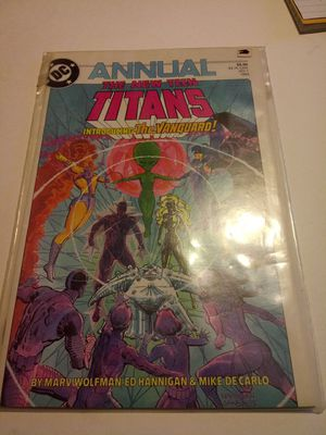 The new teen titans #1,3,29,30,31,35,36,37,39,40,43,62 comic books for Sale in Chicago, IL