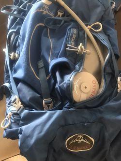 Osprey Men's Atmos 50 Hiking Backpack for Sale in Tucson,  AZ