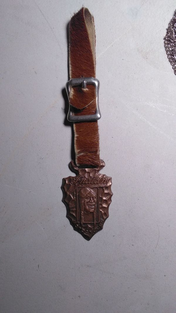 Indian Motorcycle Keychain
