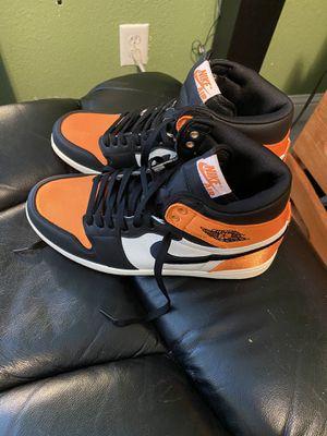 Jordan 1 satin shattered for Sale in San Leandro, CA