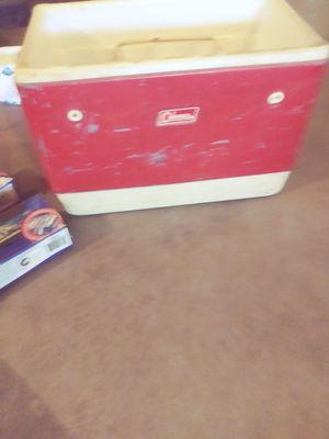 1960's colman cooler for Sale in Santa Maria, CA