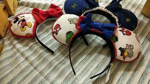 Custom Mickey ears for Sale in Fairfield, CA