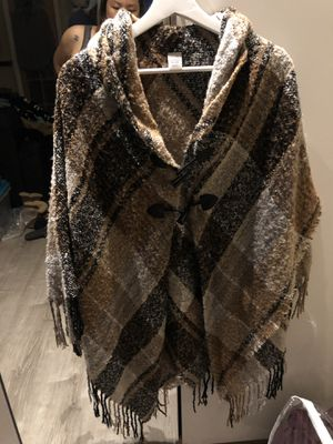 poncho for Sale in Valley Stream, NY