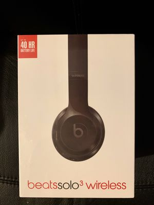 Beats Solo 3 Wireless for Sale in Ocoee, FL