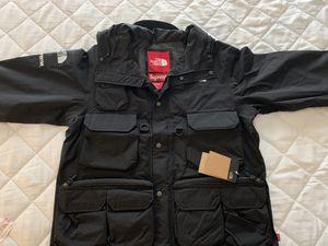 Supreme The North Face Cargo Jacket Black Medium for Sale in Springfield, VA