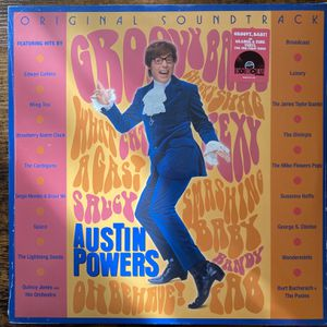 Austin Powers: International Man of Mystery Original Soundtrack RSD 2020 color double vinyls Sealed *best for Christmas* for Sale in Montebello, CA