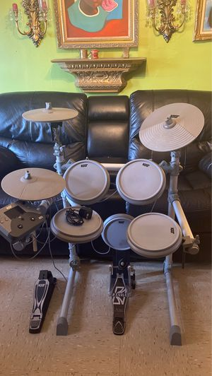 KAT Electric Drum Set (Price Negotiable) for Sale in New York, NY