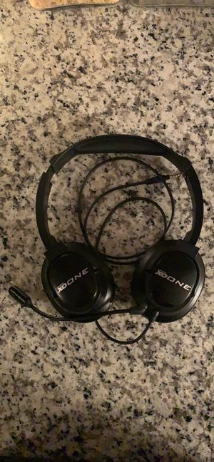 Turtle beach headset for xbox one for Sale in Ocoee, FL
