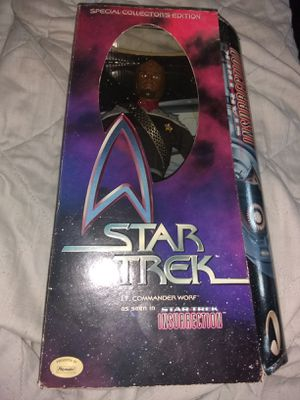 Star Trek collectibles action figures for Sale in Seattle, WA