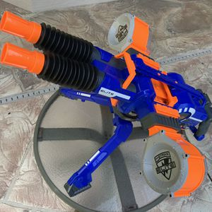 Nerf Rhino Fire-RARE DISCONTINUED COLOR!!! Worth 250+ Dollars for Sale in Bradenton, FL