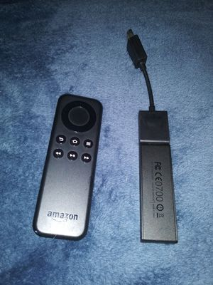 Like new Amazon Fire stick kit for T.V. for Sale in San Diego, CA