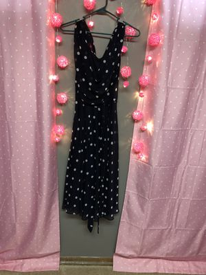 Polka dot dress-Size 6 for Sale in Columbus, OH
