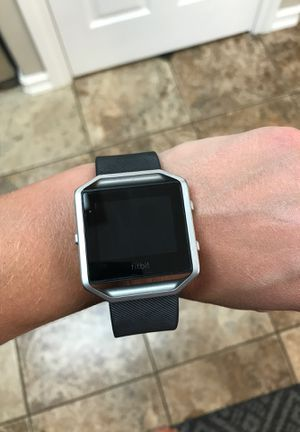 Fitbit Blaze size large for Sale in Puyallup, WA
