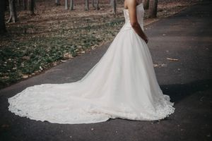 Blush Wedding Dress for Sale in Fairfax, VA
