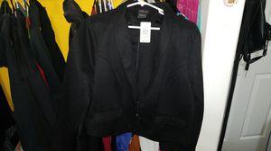 Plus Size Black Blazer Jacket for Sale in Huntington Park, CA