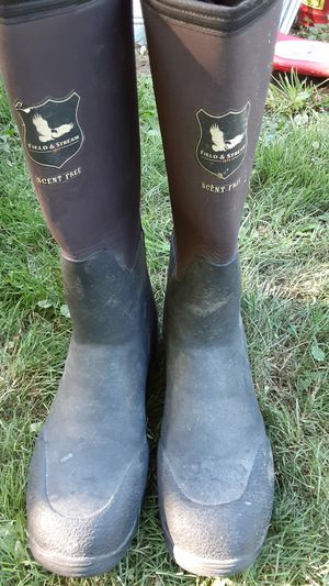 Field and stream boots for Sale in Loganton, PA