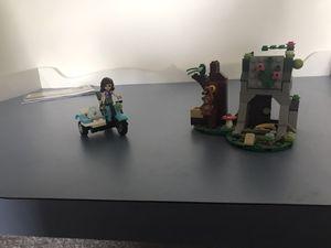 Lego friends small jungle sanctuary for Sale in Tacoma, WA