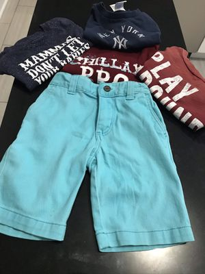 Boy's Clothes (sold as a lot) t-shirts & shorts for Sale in Destrehan, LA