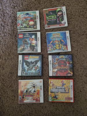 Nintendo 3DS/DS Games for Sale in Cedar Hill, TX