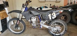 2004 Yamaha yz426 clean title registration current green sticker for Sale in Artesia, CA