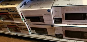 Huge sale on microwaves maystay brand for Sale in Modesto, CA