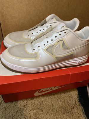 Nike Air Force 1 Lunar size 10.5 for Sale in Castro Valley, CA