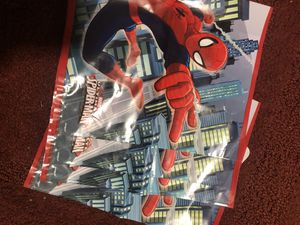 Spiderman Bday supplies! for Sale in Cleveland, OH