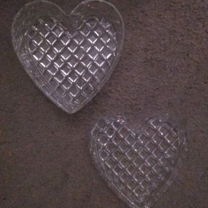 Crystal Heart Box for Sale in Phoenix, AZ