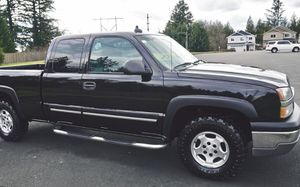 2003 Chevrolet Chevy Silverado 1500 Extended Cab Work Truck Pickup 4D 6 1/2 ft E for Sale in Montgomery, AL