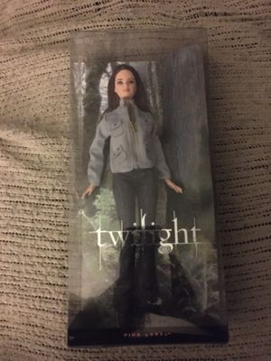 Barbie collection twilight Bella pink label sealed in package only 30 firm for Sale in Severn, MD
