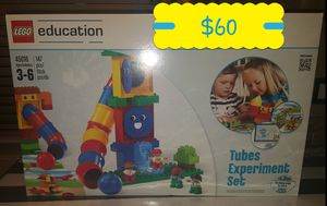 Lego tubes experiment for Sale in Las Vegas, NV