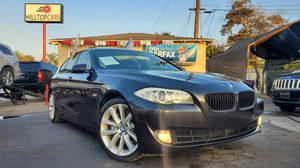 2012 BMW 5 SERIES for Sale in Signal Hill, CA