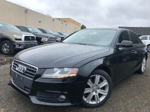 2011 Audi A4 for Sale in Houston, TX