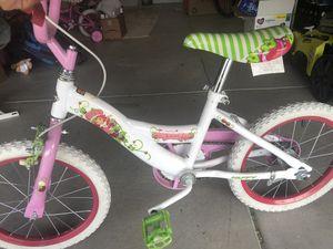 Huffy Girls 16in Strawberry Shortcake Bike for Sale in Denver, CO