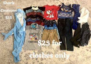 Boys clothes small 5 for Sale in Carlsbad, CA