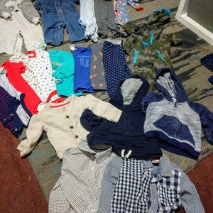 Baby Boy Clothes 6-12m 28 PCs for Sale in Monrovia, CA