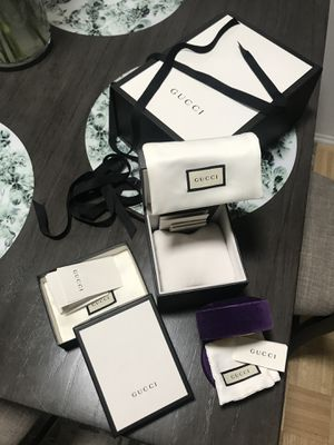 ORIGINAL GUCCI BOXES for Sale in Los Angeles, CA
