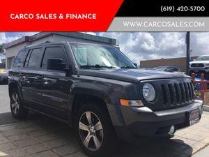 2016 Jeep Patriot for Sale in Chula Vista, CA