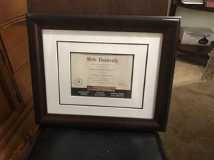 Diploma frame brand new for Sale in Lawndale, CA