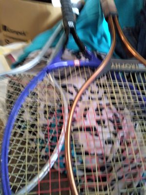 Tennis rackets for Sale in Monahans, TX