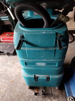 Battery operated wet vac and floor scrubber for Sale in Conyers, GA