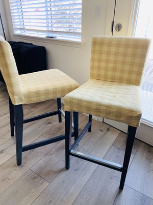 Matching ikea stools for Sale in Vancouver, WA