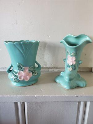 "Weller Vintage 6"" Vases for Sale in Peoria, IL"