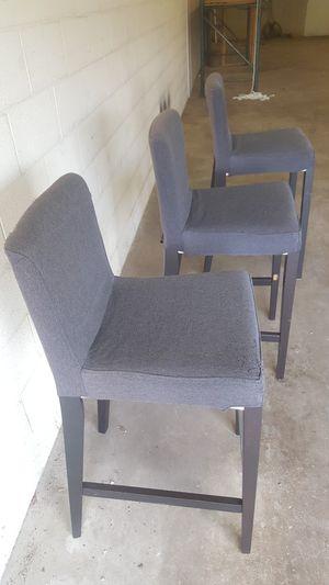 3 Bar stools for Sale in Alexandria, VA