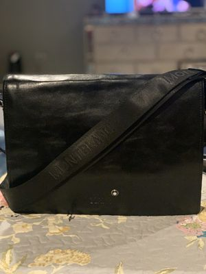 Men's designer messenger bag for Sale in Glen Ellyn, IL