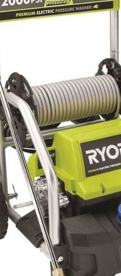 Ryobi pressure washer still has tag on it only a moth old for Sale in Happy Valley,  OR