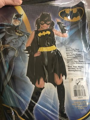 Girls Batman Costume for Sale in Chula Vista, CA