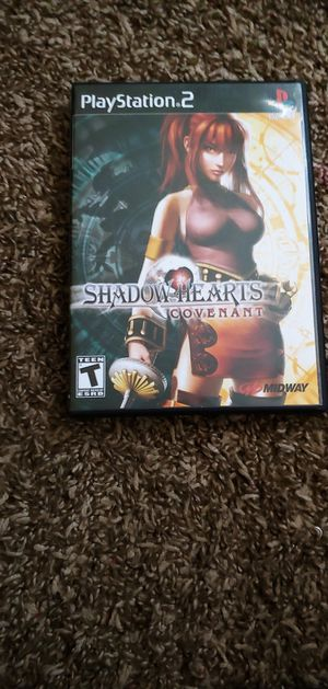 PS2 Shadow Hearts Covenant for Sale in North Las Vegas, NV
